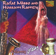 AHLAMY - Rafat Misso & Hossam Ramzy ~ Belly Dance Music CD