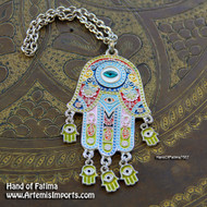 Hand of Fatima, Hamsa from Morocco
