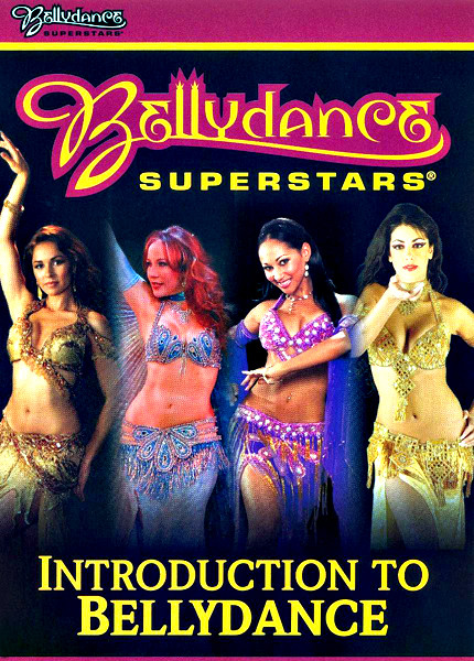 BellydanceSuperstars Introduction to Bellydance ~ Belly Dance Instructional DVD
