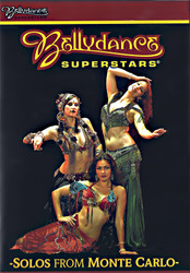 Bellydance Superstars - Solos From Monte Carlo ~ Belly Dance Performance DVD