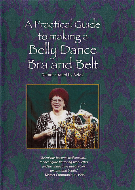 A Practical Guide to Making a Belly Dance Bra and Belt