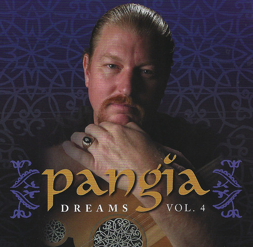 Pangia Volume 4 - Dreams ~ Belly Dance Music CD