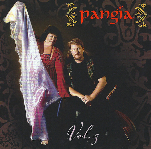 Pangia Volume 3 ~ Belly Dance Music CD