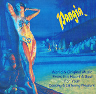 Pangia Volume 1 - World & Original Music ~ Belly Dance Music CD