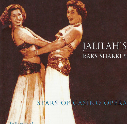 Jalilah's Raks Sharki 5 - Stars of Casino Opera - Belly Dance Music CD