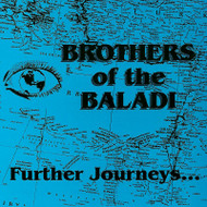 Brothers of the Baladi - Further Journeys (1993) ~ Belly Dance Music CD