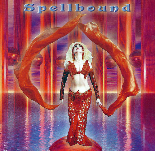 Fahtiem - Spellbound ~ Belly Dance Music CD