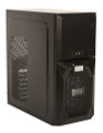 NEW Cooler Master Mid Tower ATX Computer Case with 500W Power Supply PC builders