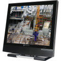 "AS IS Neovo E-17A 17"" LCD Computer Working Monitor Glass Front Wall Mountable"