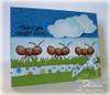 Buggin' Ya Clear Stamp Set