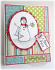 Snowy Hello Clear Stamp Set