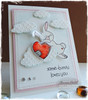 Valentine Critters Clear Stamp Set