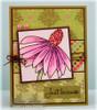 Flower Blocks 3 Clear Stamp Set