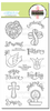 Creative Worship: Name Above All Names Clear Stamp Set