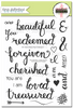 Words of Life: Collection 3 Clear Stamp Set