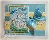 Wait on the Lord Clear Stamp Set