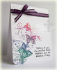Butterfly Flourish Clear Stamp Set