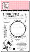 Vintage Seed Packet Clear Stamp Set