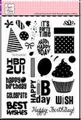 Birthday Bash Clear Stamp Set