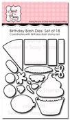 Birthday Bash Die Set