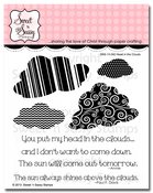 Head in the Clouds Clear Stamp Set
