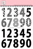 I've Got Your Number Clear Stamp Set