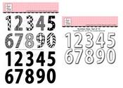 I've Got Your Number Stamp & Die Bundle