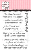 Wishing You Well Clear Stamp Set