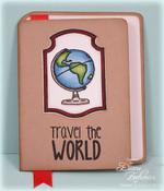 Book Card Digital Template