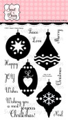 Mod Ornaments Clear Stamp Set
