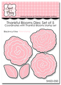 Thankful Blooms Die Set