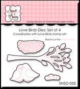 Love Birds Die Set