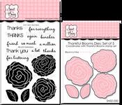 Thankful Blooms Stamp & Die Bundle