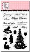Christmas Morn Clear Stamp Set