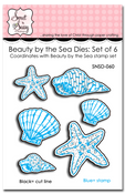 Beauty by the Sea Die Set