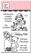 Beary Bountiful Autumn Clear Stamp Set