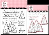 Comforting Pines Stamp & Die Bundle