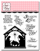 Season of Love Clear Stamp set