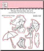 Windy Winnie Dies: Set of 5
