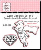 Super Dad Die Set