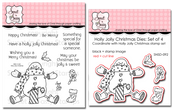 Holly Jolly Christmas Stamp & Die Bundle
