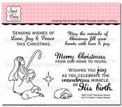 Wondrous Miracle Clear Stamp Set