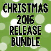 Christmas Stamp Release 2016 BUNDLE Clear Stamp Set