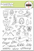 Creative Worship: As the Deer Clear Stamp Set