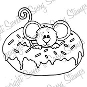 A Donut for Cocoa Digital Stamp