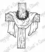 Old Rugged Cross Digital Stamp