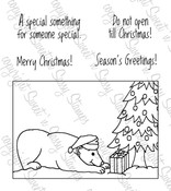 Do Not Open Till Christmas Digi Stamp