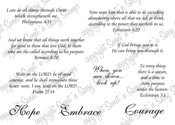 Encouragement Scripture Digital Stamp