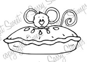 Pie for Cocoa Digital Stamp