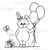 Bethany's Balloons Digital Stamp